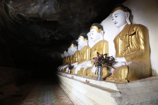 Grotte de Sadda, Hpa-An