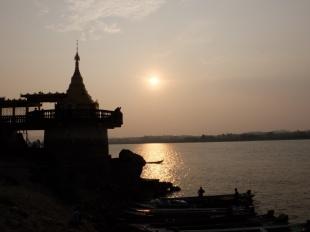 Pagode de Shweyinhmyaw, Hpa-An